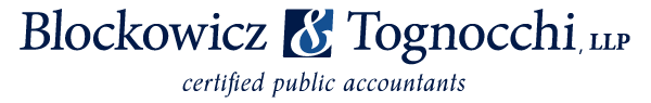 Blockowicz & Tognocchi, LLP CPA Tax Consulting